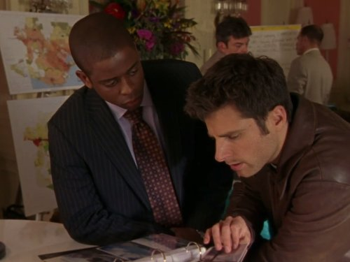 Psych (A Show Christmas White Comedy)