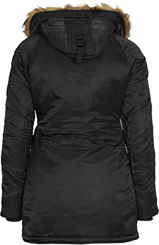 Wmn VF 59 Jacket Negro N3B Industries Alpha TxPqpwZZ