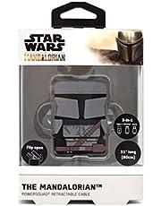 Disney Mandalorian Star Wars USB 3 w 1 otwierana ładowarka