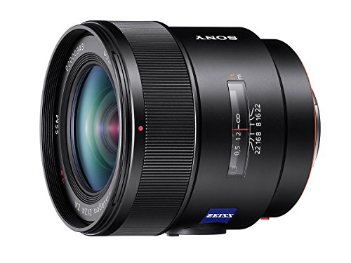 Price comparison product image Sony SAL-24F20Z 24mm f / 2.0 A-mount Wide Angle Lens