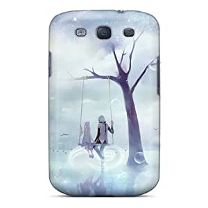 For Galaxy S3 Fashion Design Hatsune Miku Megurine Luka Kagamine Rin Case-GOw2298yvYe