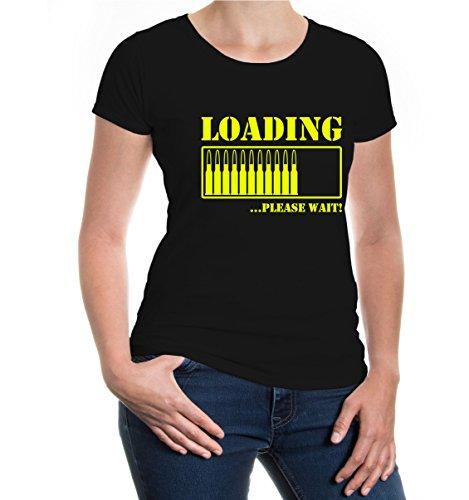 Girlie T-Shirt Loading ...please wait! Black