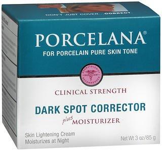 Porcelana Dark Spot Corrector Plus Moisturizer 3 oz ( Pack of - Porcelana Fade Cream