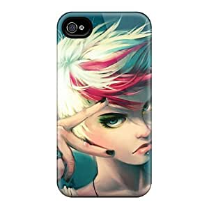 For GaJPboW1022unaeC Women Protective Case Cover Skin/iphone 4/4s Case Cover by lolosakes