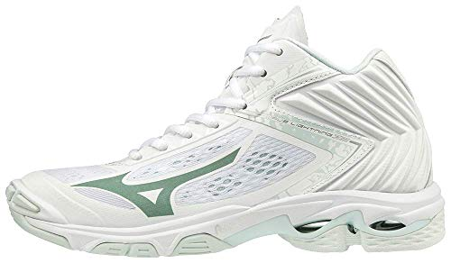 White silver Wave Scarpa Mizuno spa Volley Lightning 99 Mid Z5 Blue Donna n8x6zqxB