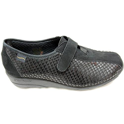con Plantilla Doctor de y Ligeras Adaptables Velcro 3676 Mem Zapatillas Cutillas nfAfOZaP