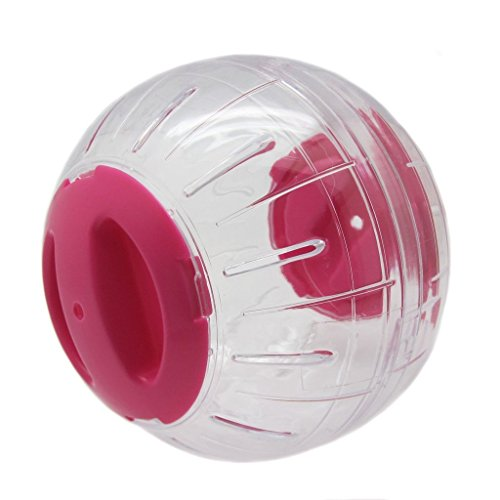 FATPET® Kerry Run-About Small Animal Exercise Toy Pet Run Ball for Small Pet Hamster and Mouse (Ball For Small Hamsters)