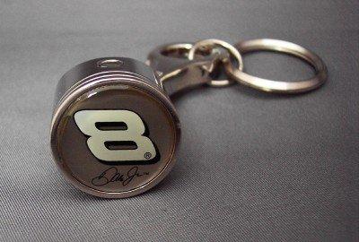 Amazon.com: Dale Earnhardt Jr. # 8 NASCAR cromado Pistón De ...