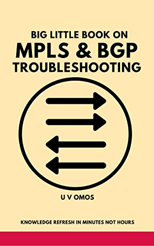 Big Little Book on MPLS and BGP Troubleshooting: MPLS and BGP Techniques