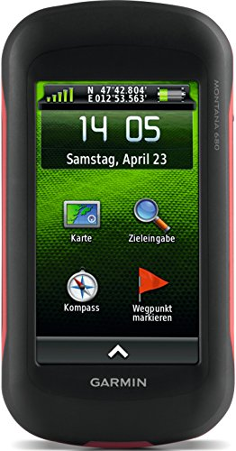 Garmin Montana 680 Touchscreen GPS/GLONASS Receiver, Worldwide Basemaps by Garmin