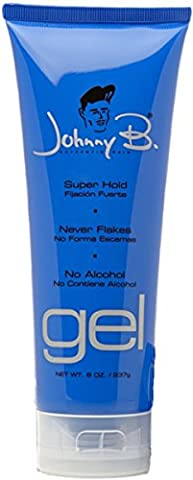 Johnny B- Gel-Super Hold - 8oz