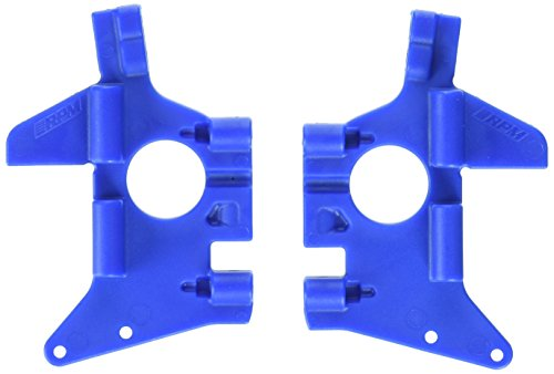 (RPM Front Bulkheads for All Versions of The T-Maxx and E-Maxx, Blue)
