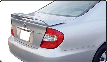 Accent Spoilers -Spoiler for a Toyota Camry Factory Style Spoiler 2002-2006-Grayish Green Pearl Paint Code: 6R6