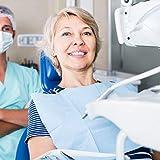 JMU Disposable Dental Bibs