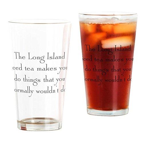 Cafepress   Long Island Iced Tea 2   Pint Glass  16 Oz  Drinking Glass