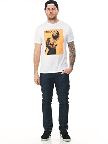 Famous Stars and Straps T-Shirt Horror Story Weiß