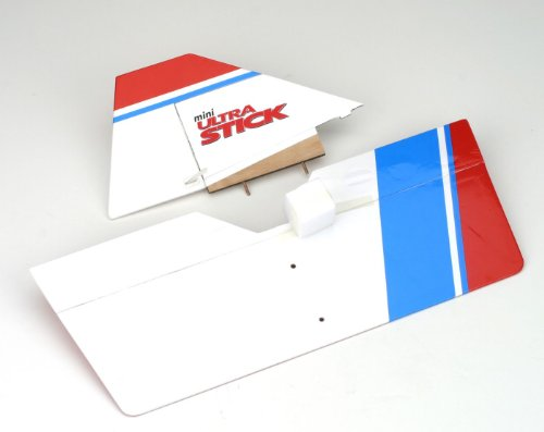 E-flite Tail Set:Mini UltraStick - E-flite Ultra Stick
