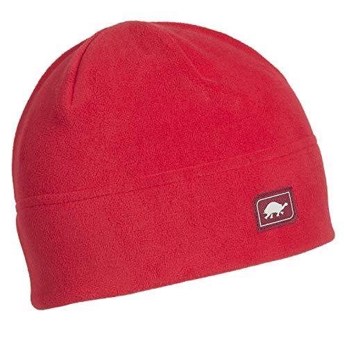 Turtle Fur Multi-Season Beanie Chelonia 150 Classic Fleece Red -
