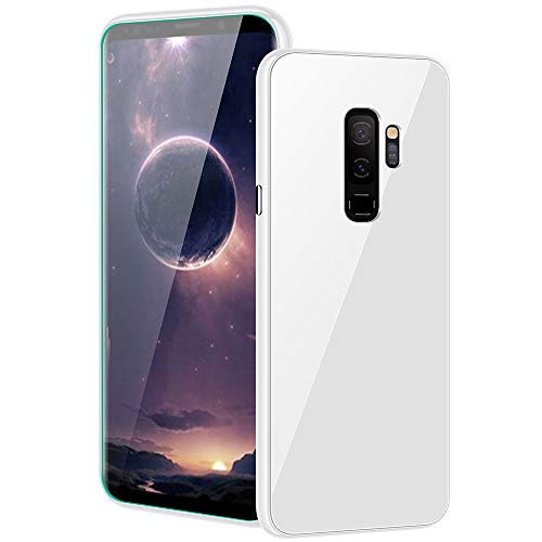 Pour Anti Blanc rayures Note Mince Ultra Léger Galaxy Coque 9 Chocs Anti Magnétique Absorption Cover Case Bumper Euit Housse choc Samsung Protection Pc 6xBSRq