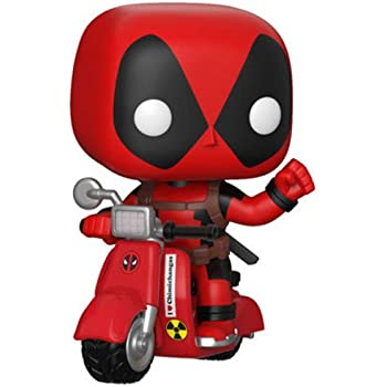 Amazon.com: Funko POP Keychain: Marvel - Deadpool Action ...