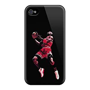 Best Hard Phone Case For Iphone 6 With Customized Stylish Air Jordan Image JonBradica