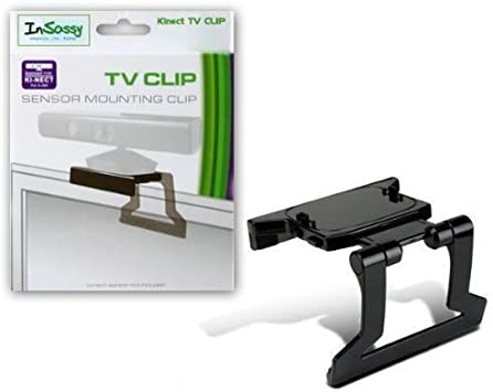Pinza Soporte para TV Kinect Xbox 360: Amazon.es: Electrónica