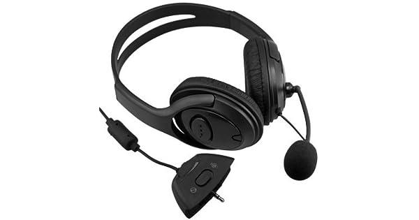 Amazon Com Headset Headphone Mic Microphone For Xbox 360 Live