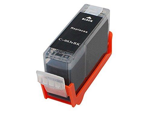 - Compatible Canon BCI-3eBK Inkjet- Black (High Yield)