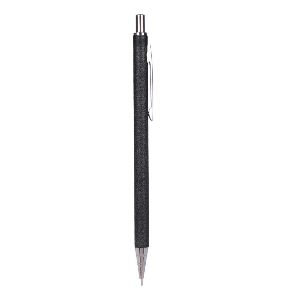 per schizzi e disegni 0.5mm-matte black in grafite Matita meccanica da 0,5//0,7 mm Neaverler