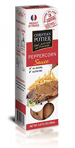 (Christian Potier Peppercorn Sauce 3 X 1.7oz)