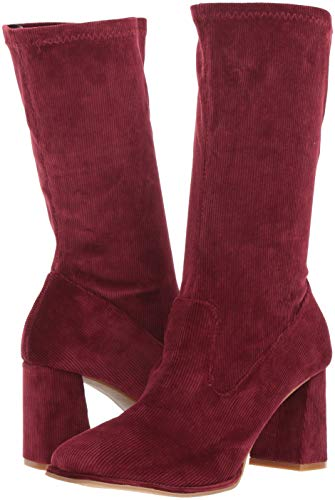 Hanlon Wine Women's Boot Sbicca Fashion Cw1n5xUq4