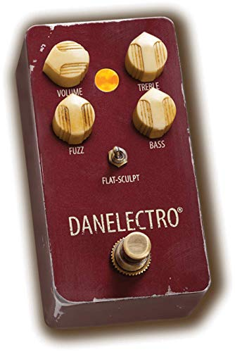 - Danelectro Electric Guitar Effects Pedal (EF-1)