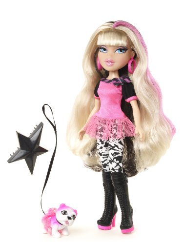 Bratz Neon Runway Doll - Cloe (Blonde, Black and Pink) ()