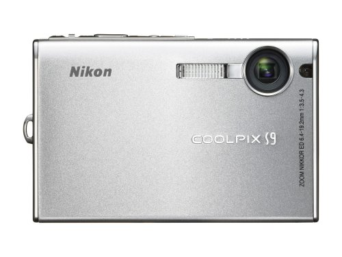 Nikon Coolpix S9 Digital Optical