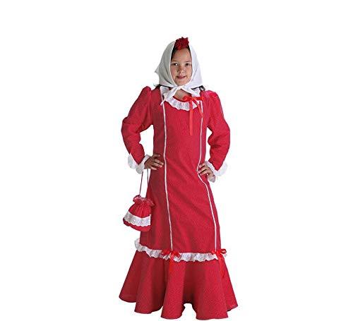 LLOPIS - Disfraz chulapa t.5: Amazon.es: Juguetes y juegos