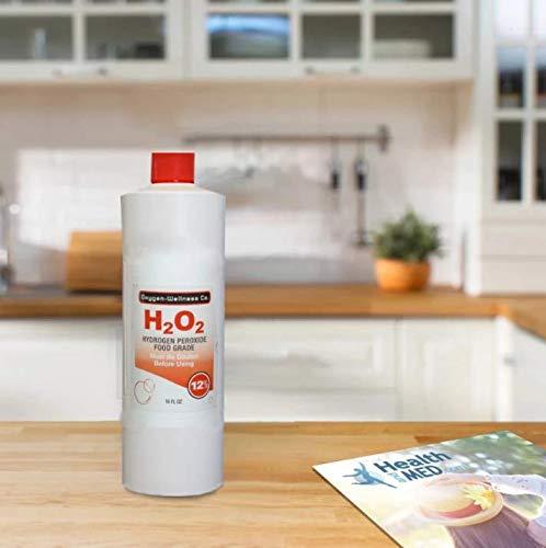 Hydrogen Peroxide 12% food