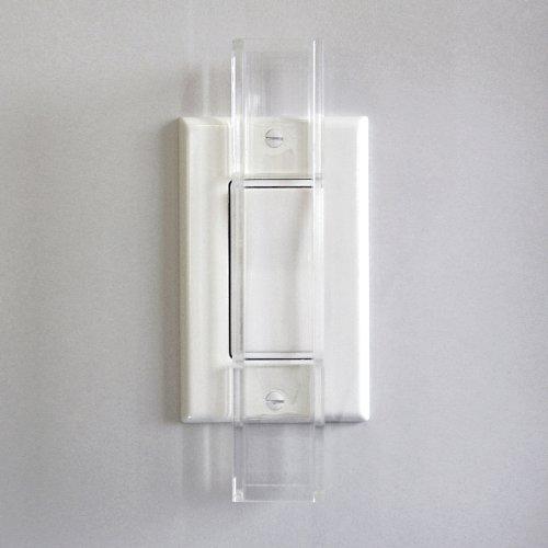 Amazoncom Child Proof Deco Light Switch Guard Baby