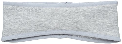 Calvin Klein Women's Jersey Headband with Sherpa Lining