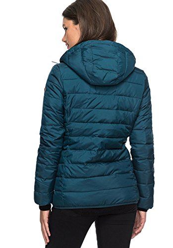 Roxy Forever Freely - Chaqueta aislante para mujer verde (reflecting pond solid)