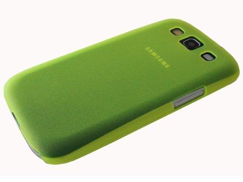 avci Base 4260344980062TPU Coque rigide pour Samsung Galaxy S3i9300Neo/i9301Jaune