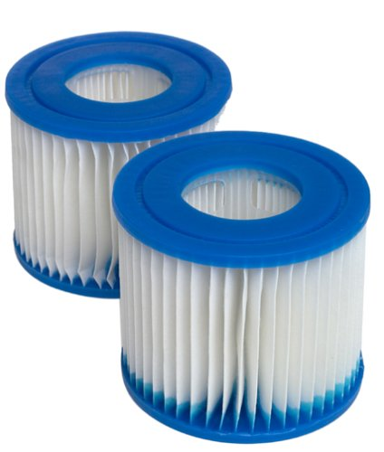 - Aqua Leisure filter cartridge 2-pack, Size 3