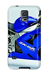 Awesome Case Cover/galaxy S5 Defender Case Cover(ninja Motorcycle )