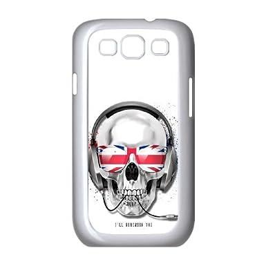 Tete De Mort Swag N1g7ti Samsung Galaxy S3 9300 Cell Phone