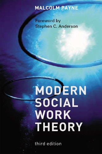 Modern Social Work Theory (Furniture Glendale)