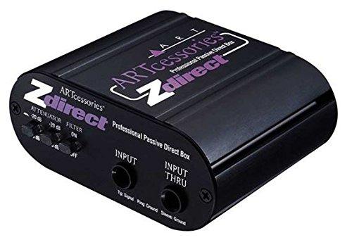 ART ZDirect Professional Passive Direct Box by ART (Image #1)