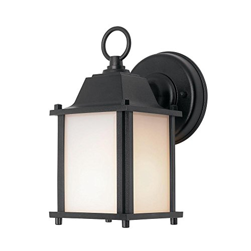 Newport Ceiling Light - Newport Coastal Square Porch Light Black With Bulb