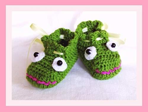 Froggy Babyschuhe Babyschuhe Gehäkelt Babyschuhe Häkeln Baby