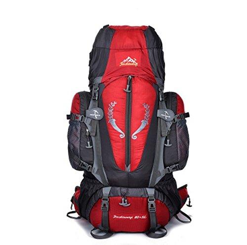 Trekking Rucksack Multifunktions Travel Backpack Outdoor Rucksack Bergsteigen Rucksack Trekking Rucksack große Kapazität p6zqG