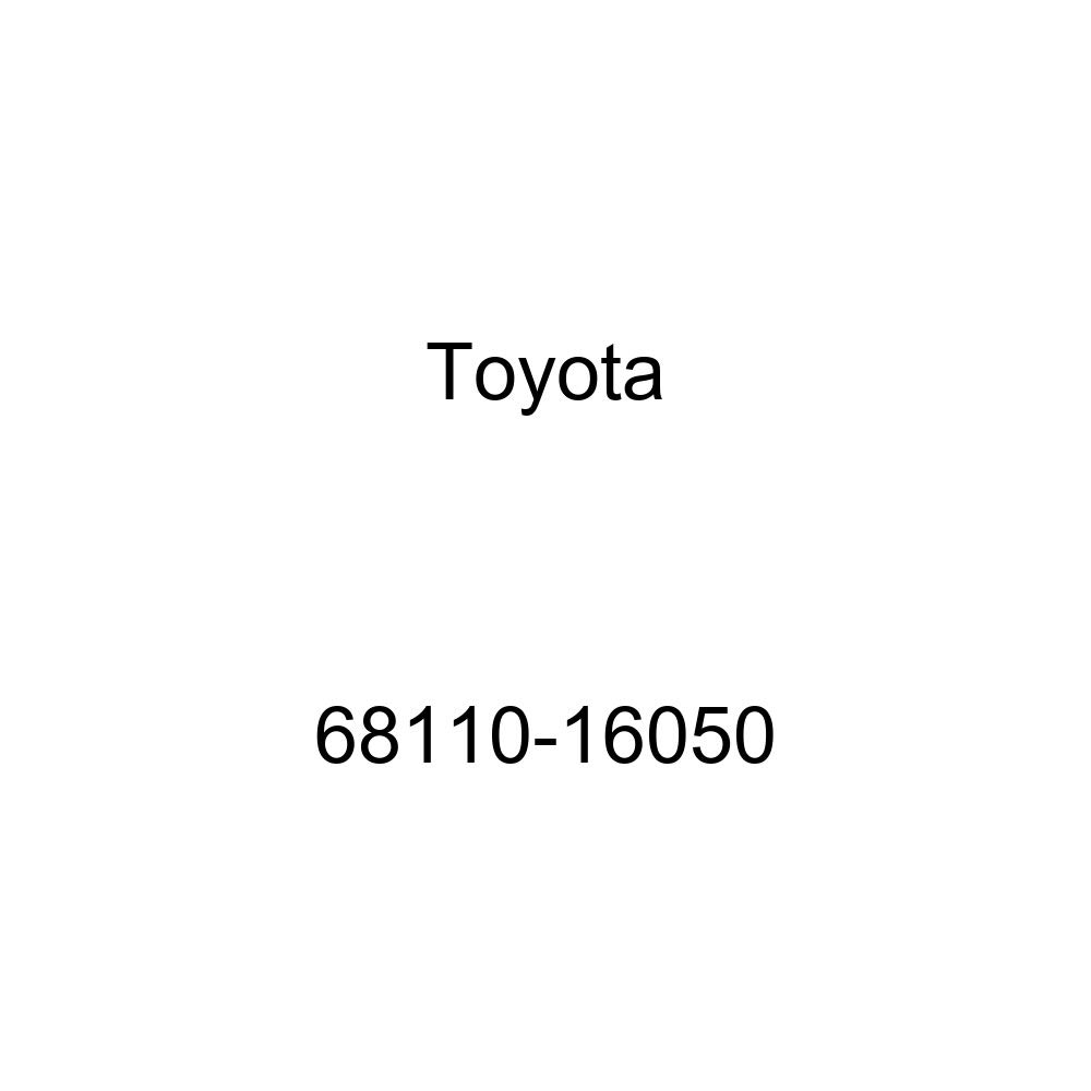 Toyota 68110-16050 Door Glass Sub Assembly