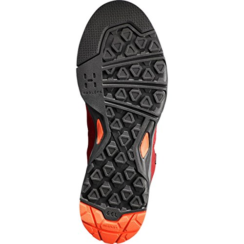 Haglofs Rocker Leather Gore-Tex Zapatilla De Trekking - SS17 Morado